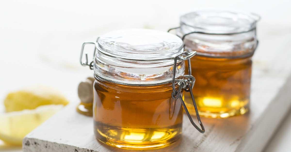 maska od meda za lice
