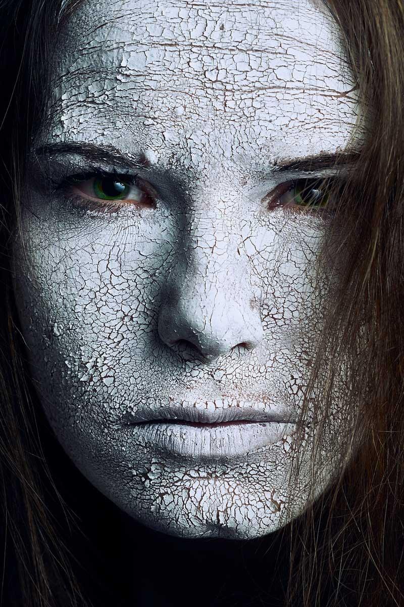 maska od zelene gline upotreba