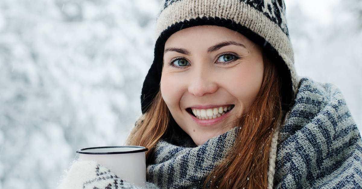 nega lica u toku zime
