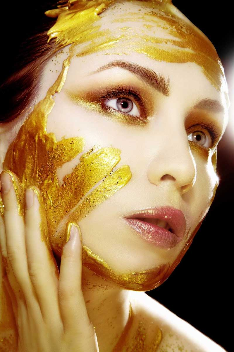 zlatna maska iskustva