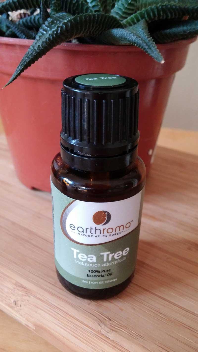 ulje čajevca protiv bubuljica
