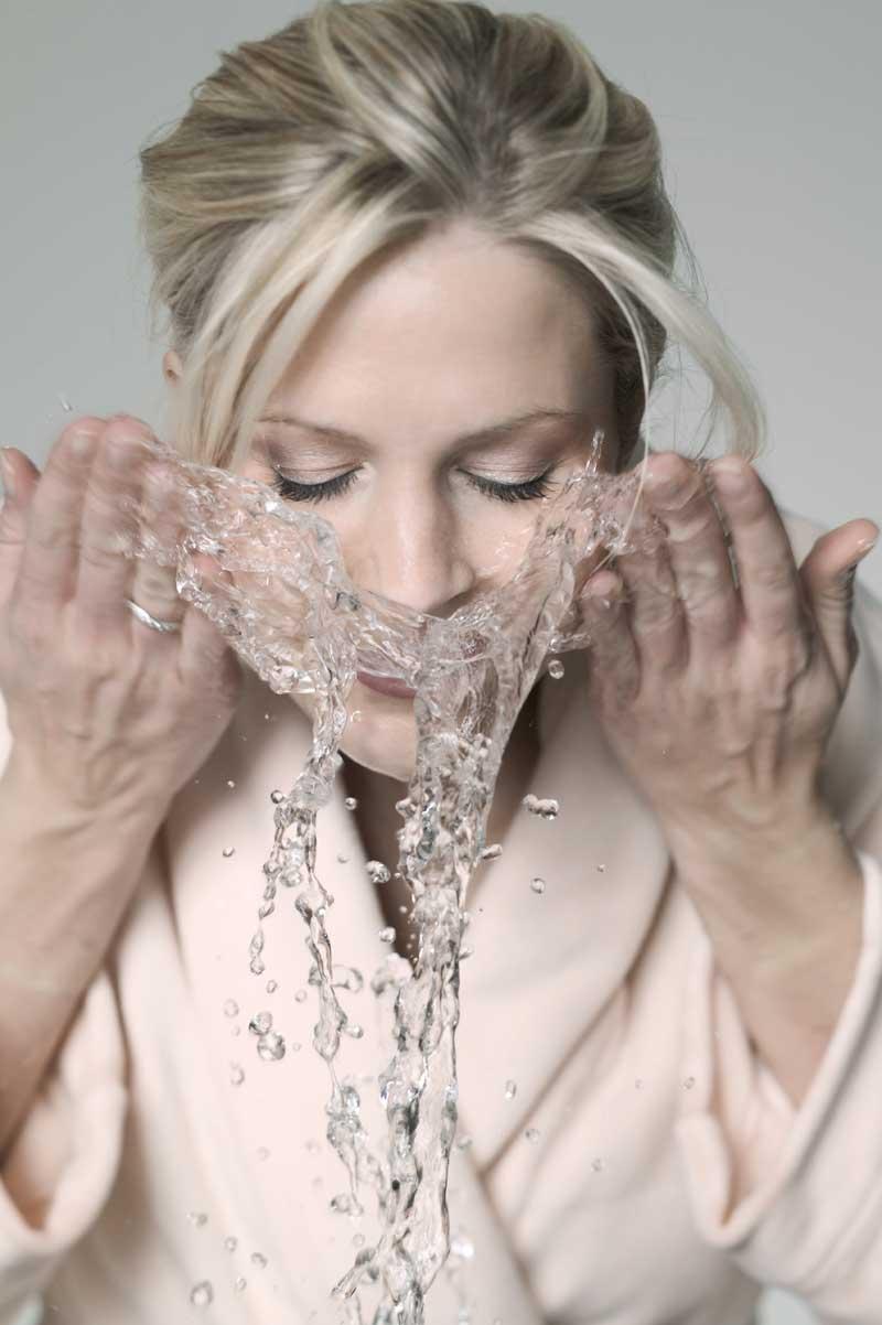 termalna voda za lice upotreba
