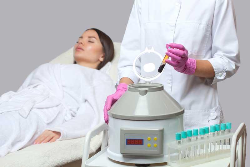plazma tretman lica