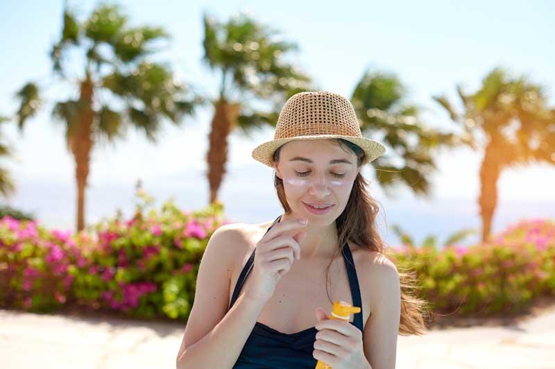 krema za zaštitu lica od sunca