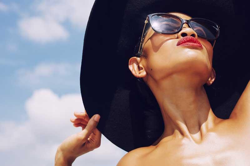 osetljivost lica na sunce
