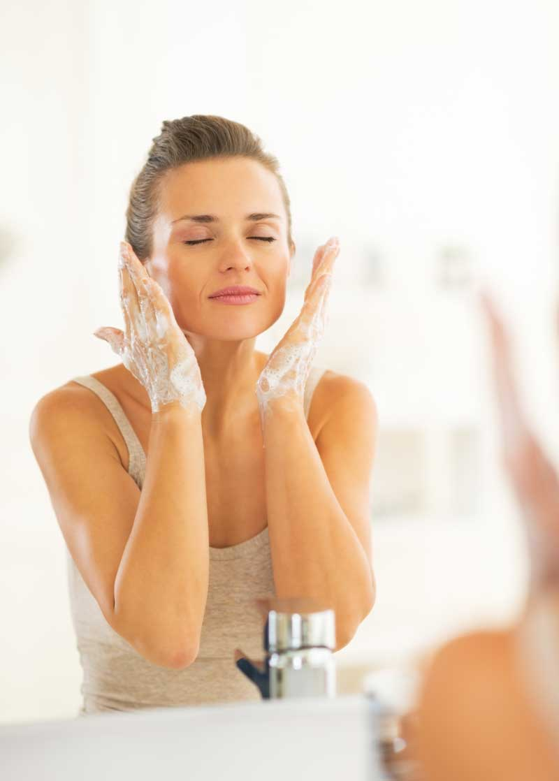 pranje lica