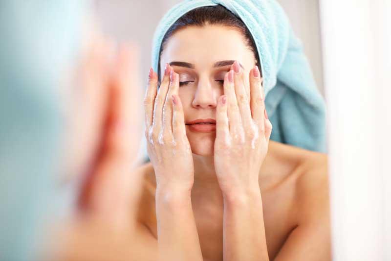 dubinsko čišćenje lica kod kuće