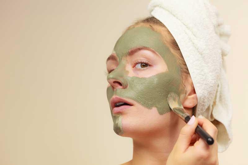 domaća maska za masnu kožu