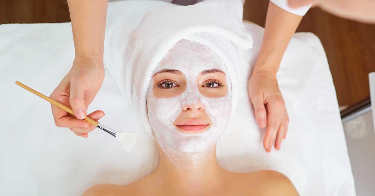 maska za suvu kožu lica