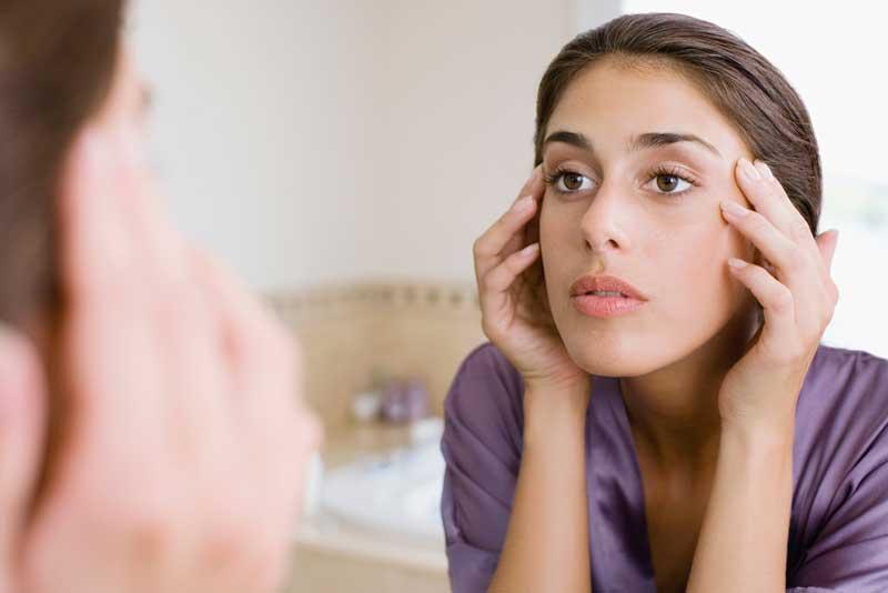usporiti starenje kože