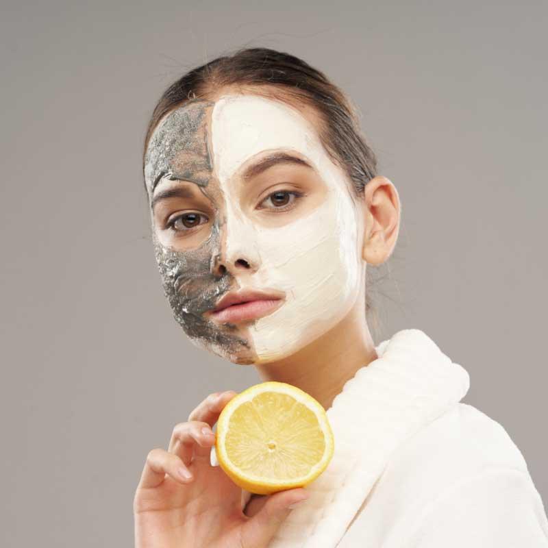maske sa bornom kiselinom za lice
