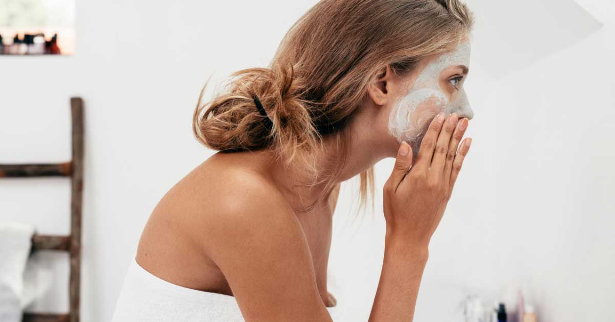 maska za čišćenje lica