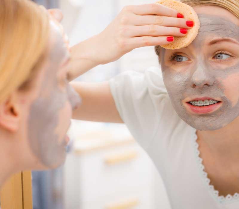 maska za čišćenje lica od bubuljica