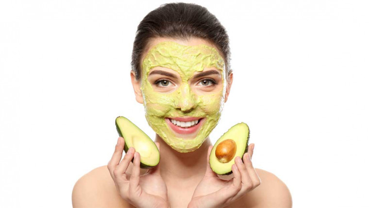 maska od avokada za lice