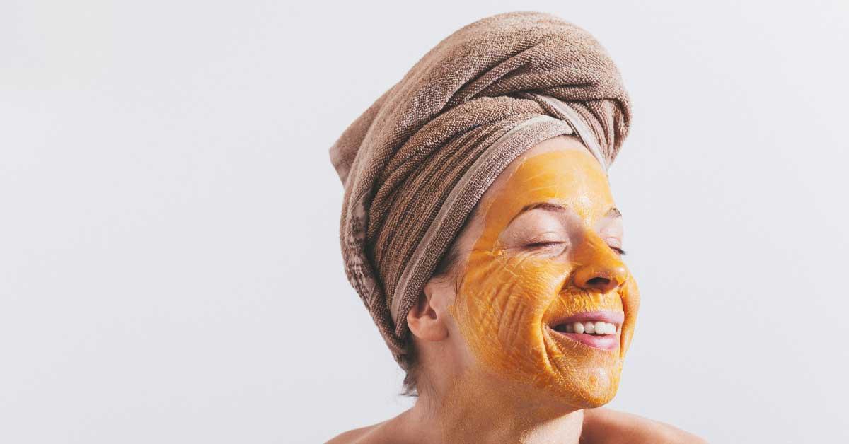 maska od jaja za lice