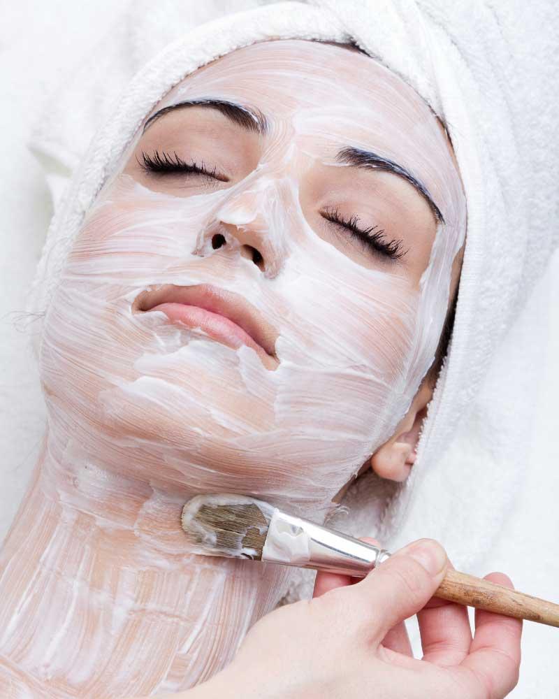 biološki tretman lica postupak