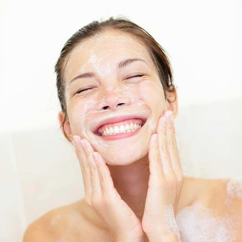 čišćenje lica posle 30