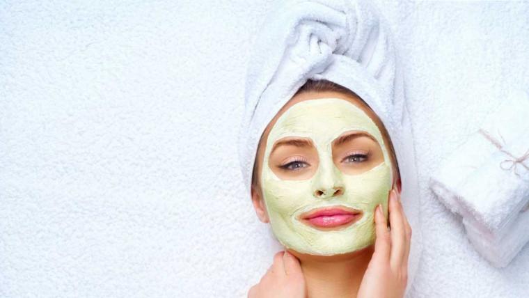 maska od gline za lice