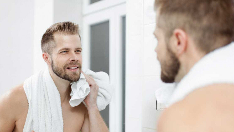 nega kože lica za muškarce