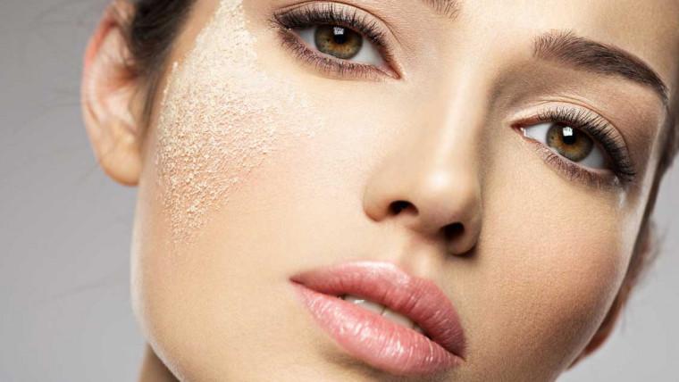 perutanje kože lica