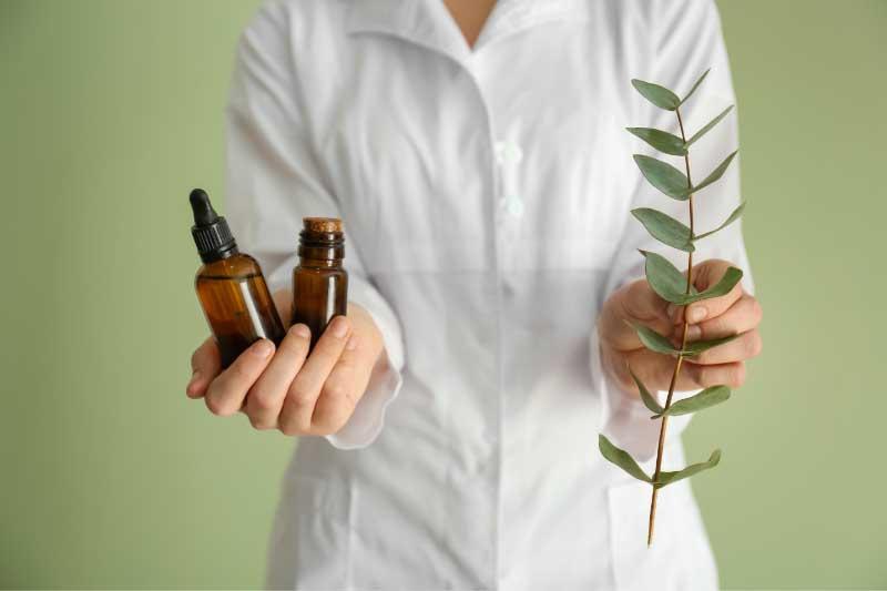 ulje eukaliptusa protiv bubuljica