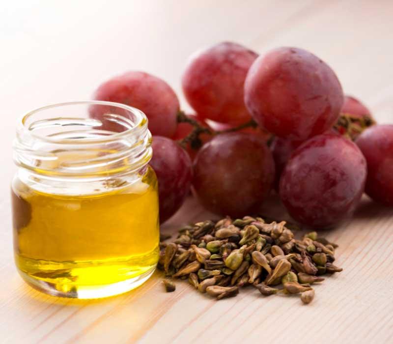 ulje semenki grožđa za lice
