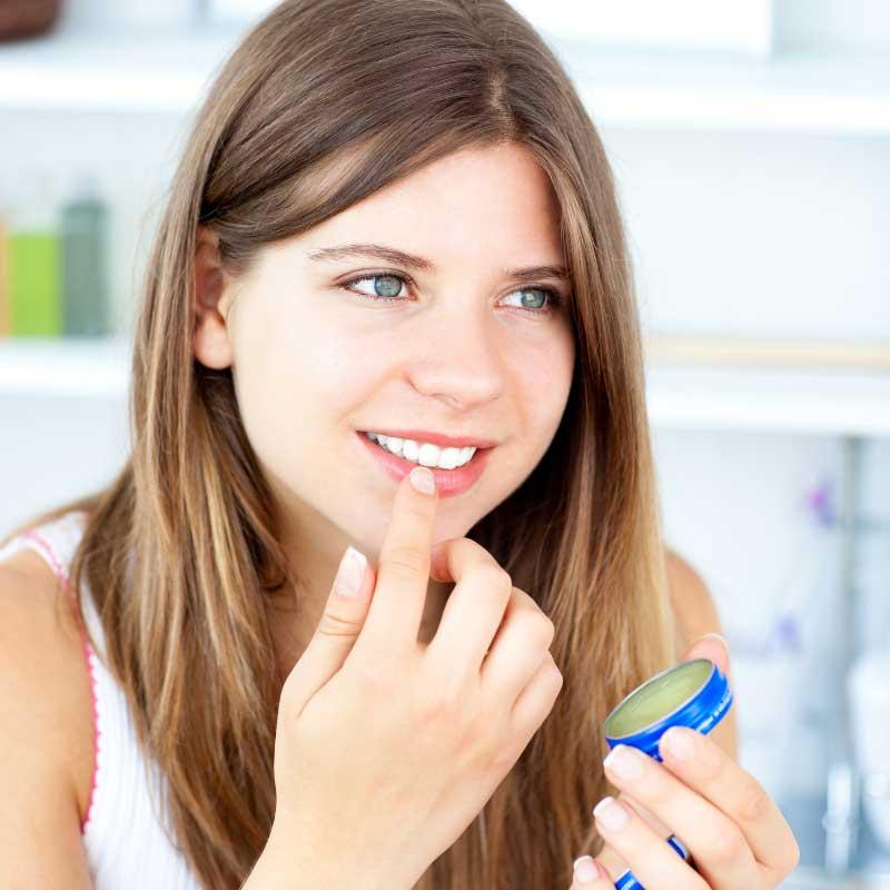 vazelin za usne upotreba