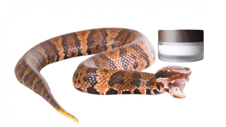 krema sa zmijskim otrovom
