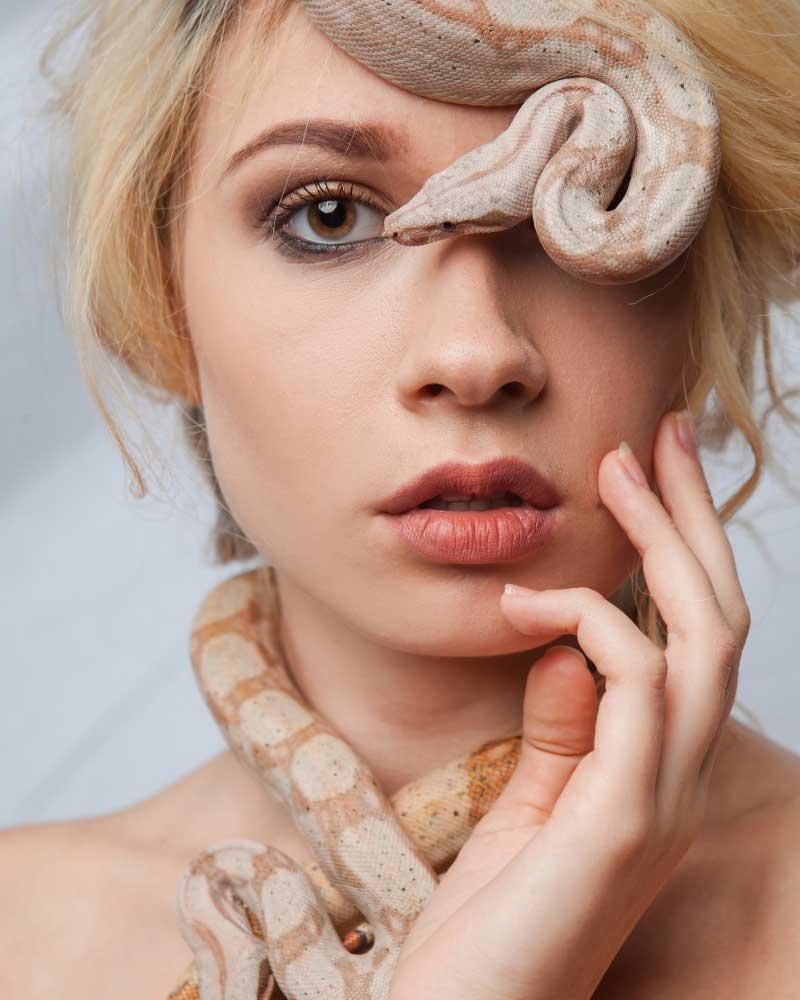 zmijski otrov u kozmetici