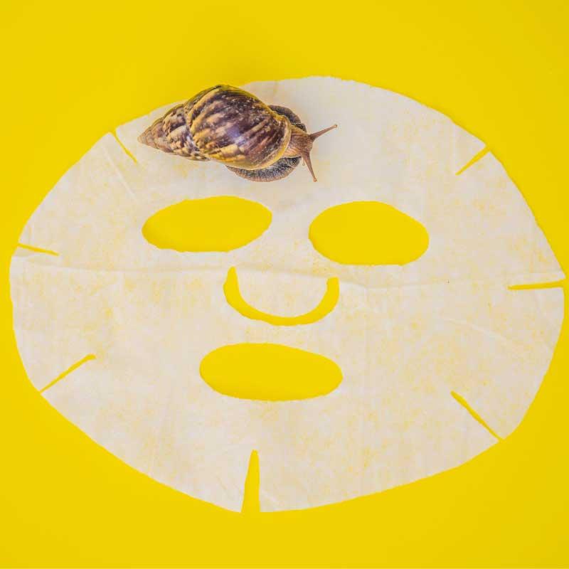 sheet maska od puževe sluzi