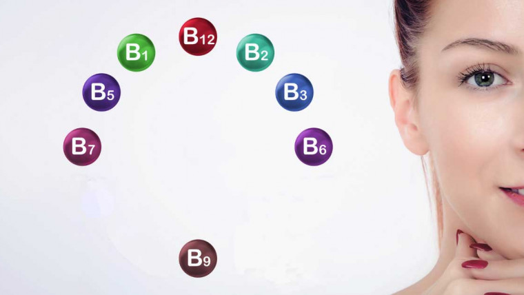 vitamin B za lice