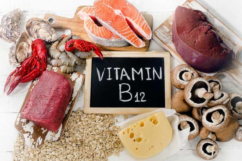 vitamin B12 za lice