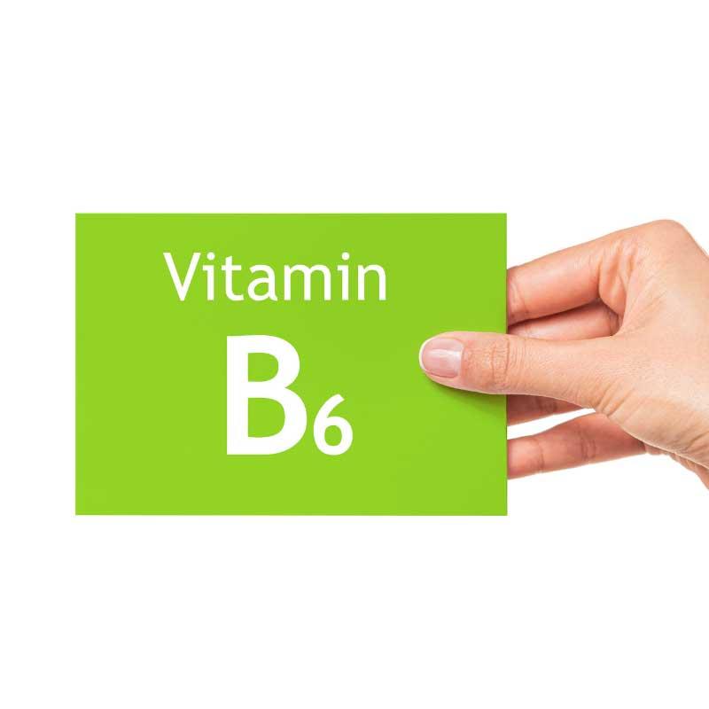 vitamin B6 za lice