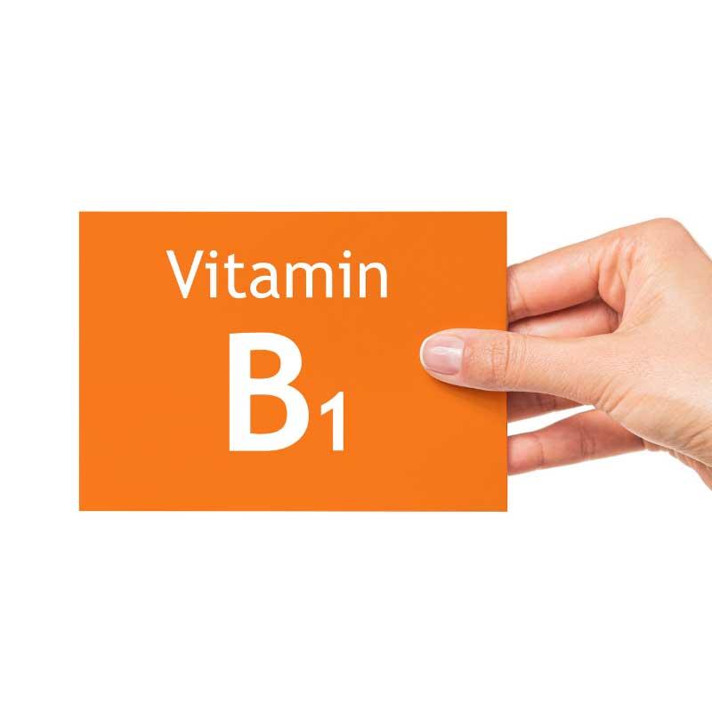 vitamin B1 za lice