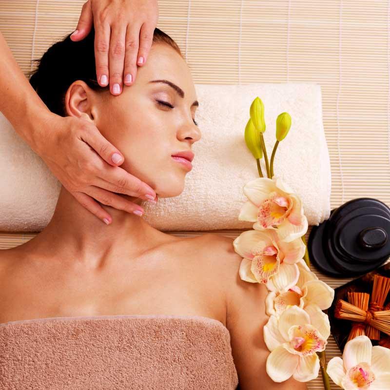 manuelna masaža lica