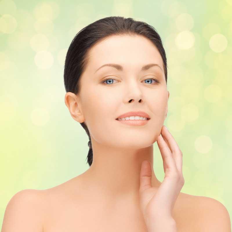 reaktivna koža lica lečenje