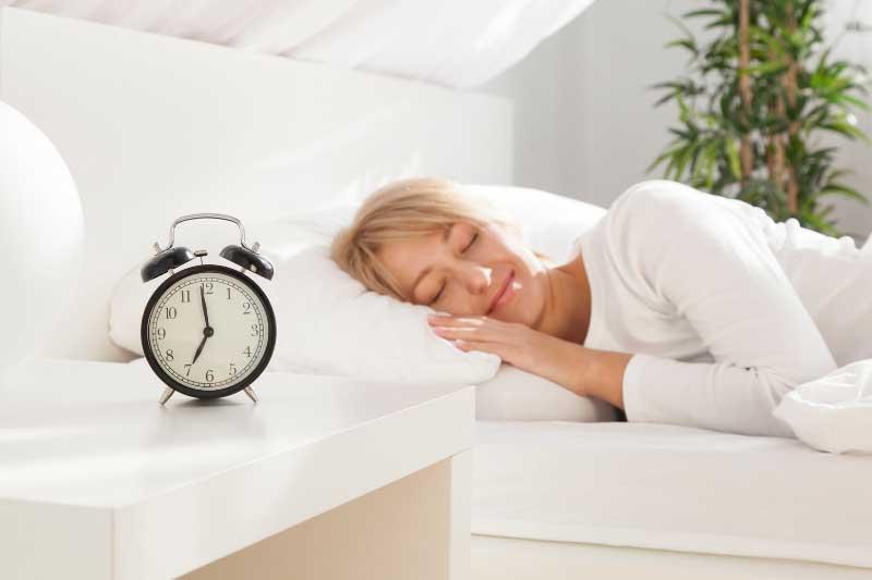 spavanje za lepotu