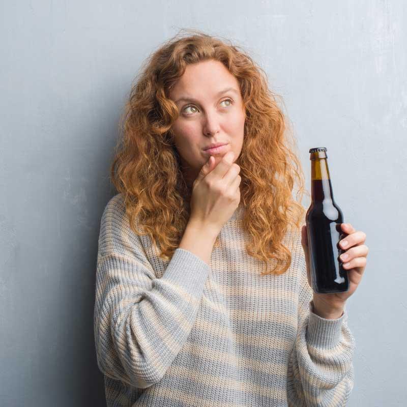 pivo za lice upotreba