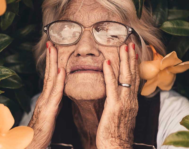 staračke pege na licu