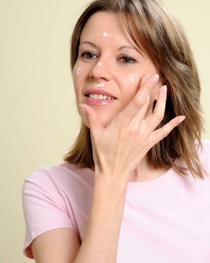krema za zatezanje lica upotreba