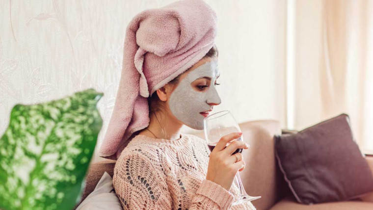 maska protiv fleka na licu