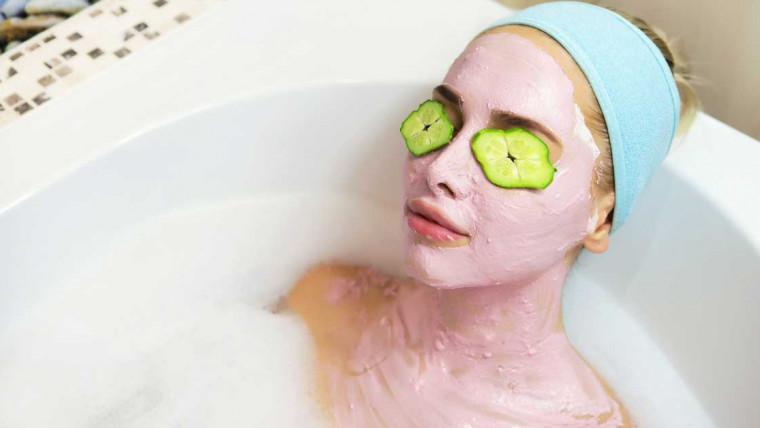 maska za lice posle sunčanja