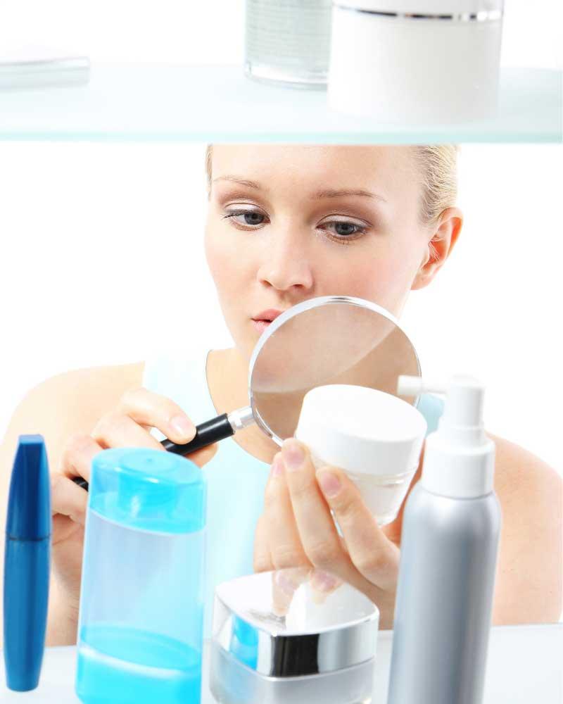 silikoni u kozmetici za lice